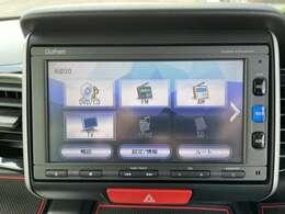 純正フルセグナビです!Bluetooth対応・CD・DVD・フルセグテレビ・ナビ
