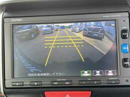 駐車の際の強い味方バックカメラです♪