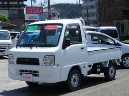 スバル サンバートラック 660 TB 三方開 4WD 作業灯付き・EL