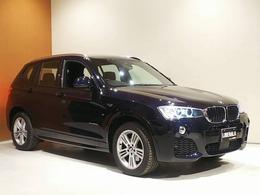 BMW X3 xドライブ20d Mスポーツ ディーゼルターボ 4WD アドバンスドAセーフティpkg ACC HUD