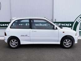 ヴィヴィオ RX-R 4WD 5MT 低走行車も全国でも希少になってきました。 お探しの方はお問い合わせお待ちしております(^O^)/