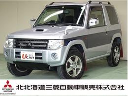 三菱 パジェロミニ 660 プレミアム セレクション 4WD ナビ Bカメラ ETC シートヒーター