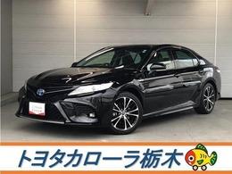 トヨタ カムリ 2.5 WS レザーパッケージ フルエアロ・レザーシート・ワンオーナー