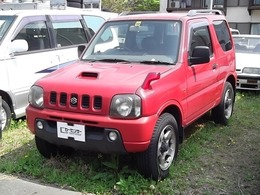 スズキ ジムニー 660 XC 4WD ・CD付