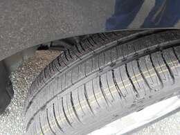 入荷時タイヤの劣化がみられた為、新品交換しましたので長く乗れます(^^♪タイヤはミシュラン!いいモノ奢りました☆