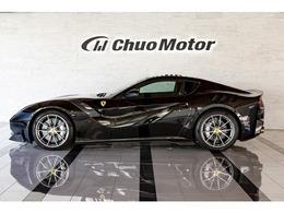 フェラーリ F12tdf F1 DCT ディーラー車世界限定799台