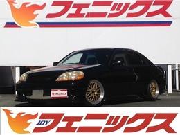 トヨタ マークII 2.5 iR-V グレッディ前置きI/C BBS18AW