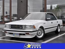 トヨタ クラウン 3.0ロイヤルサルーンG 後期型 ユーザー買取車 BBS16インチアルミ