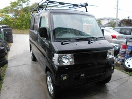 三菱 タウンボックス 660 RX ハイルーフ 4WD