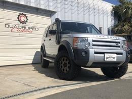 ランドローバー ディスカバリー3 HSE 4WD サンルーフ/電動シート/クルコン