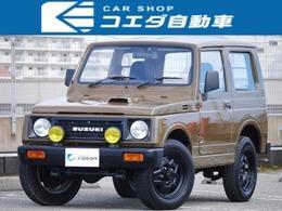 スズキ ジムニー 660 ワイルドウインド リミテッド 4WD エアコン・パワステ・全塗装済み