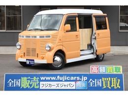 マツダ スクラム 移動販売車 キッチンカー フレンチバス仕様 キャルルック シンク