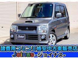 三菱 トッポBJ 660 R 4WD 4気筒ターボ 社外マフラー タイベル交換済