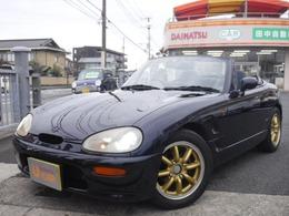 スズキ カプチーノ 660 リミテッド 限定車 専用色 専用シート