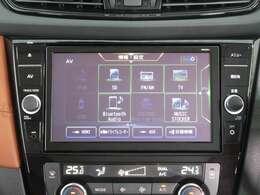 【日産メモリーナビ装着車】 ブルーレイ DVD再生 SD再生・音楽録音 フルセグ ブルートゥース対応モデルです。☆日産販売店装着オプション部品の取付承っております。スタッフまでお気軽にご相談ください。