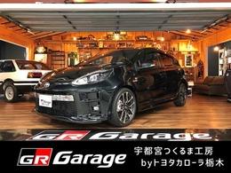 トヨタ アクア 1.5 G GRスポーツ 17インチパッケージ