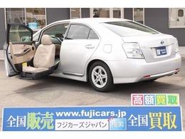トヨタ SAI 2.4 G ウェルキャブ 助手席リフトアップシート車 Aタイプ /純正ナビ/Bカメラ/HID/スマートキー