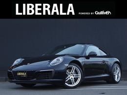 ポルシェ 911 カレラ PDK 19AW/黒革/GTスポステ/メモリーナビ/Bカメ