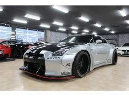 日産 GT-R 3.8 ブラックエディション 4WD LBWorks ガレージ保管車輌