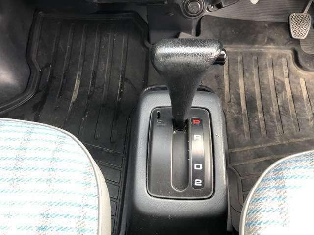 運転しやすいオートマ車