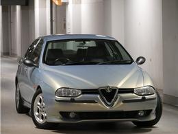 アルファ ロメオ アルファ156 2.5 V6 24V 右H 6MT ヌヴォラブルー ディーラー車
