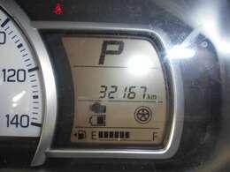 走行距離は32,167キロ!!走行距離も少ないです!
