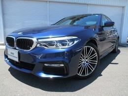 BMW 5シリーズ 523i Mスポーツ イノベーションPKG19AW 認定中古車