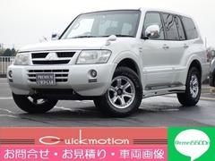 三菱 パジェロ の中古車 3.0 ロング エクシード 4WD 埼玉県川越市 49.9万円