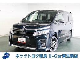 トヨタ ヴォクシー 2.0 ZS 煌 トヨタ認定中古車