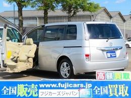トヨタ アイシス 1.8 L ウェルキャブ 助手席リフトアップシート車 Aタイプ ナビ ETC スマートキー 社外15アルミ