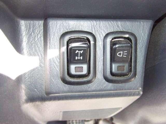 ボタンで駆動切替!!