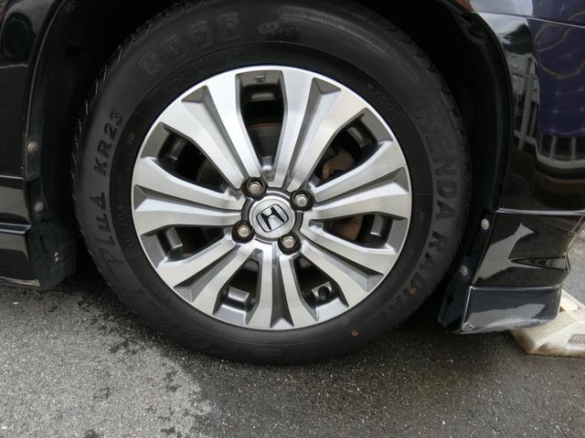 純正15インチAWですタイヤは3分山くらいです。