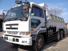 UDトラックス ビッグサム 車検有 10tダンプ 大型 10トン 7速MT 5.1mボディ 中古トラックダンプ
