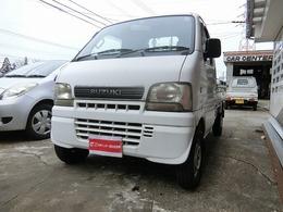 スズキ キャリイ 660 KUスペシャル 3方開 4WD エアコンパワステ5速ギア