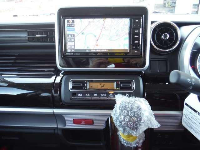 ■ナビはお取付してご納車いたします■インパネシフト■Bluetooth機能ですのでハンズフリー可■走行中視聴操作できます■フルオートエアコン■