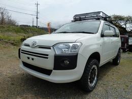 トヨタ サクシードバン 1.5 UL-X 4WD リフトアップ・トヨタセーフティセンス
