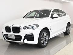 BMW X4 の中古車 xドライブ20d Mスポーツ ディーゼルターボ 4WD 鳥取県米子市 668.0万円