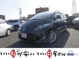 トヨタ エスティマ 2.4 アエラス Gエディション 禁煙 SD TV Bカメラ 電スラ 車検2年含