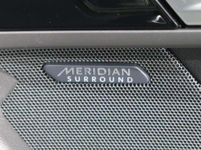 ◆MERIDIANサラウンドサウンドシステム『コンサートのような臨場感溢れる音響空間を実現します。MERIDIANは英国のプレミアムオーディオブランドです。どうぞ店頭にてご体感ください。』