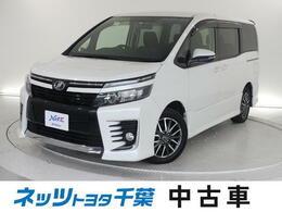 トヨタ ヴォクシー 2.0 ZS /タイヤ4本交換/後席モニター