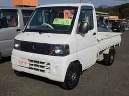 三菱 ミニキャブトラック 660 Vタイプ エアコン/パワステ/社外アルミ/3方開