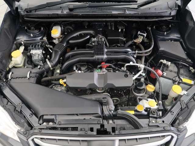 低重心で安定した走りをみせるボクサーエンジン。しっかり整備してからのお渡しとなりますので安心してお乗りいただけます。