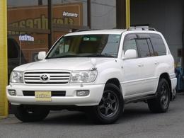 トヨタ ランドクルーザー100 4.7 VXリミテッド 4WD マルチレス