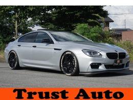 BMW 6シリーズグランクーペ 640i Mスポーツ 1オーナー 新品H&Rダウンサス