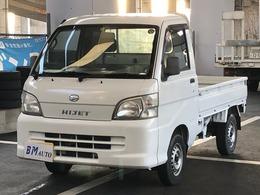 ダイハツ ハイゼットトラック 660 農用スペシャル 3方開 4WD 5速MT エアコン 走行4.6万km