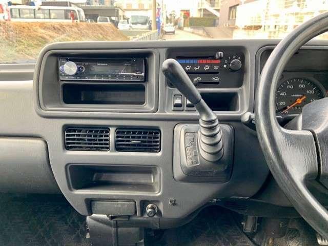 ディアス タイミングベルト・ウォーターポンプ交換済 CD USB AUXオーディオ エアコン パワステ パワーウィンドウ オートマ 4人乗り フルフラットシート
