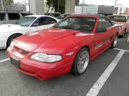 フォード マスタングコンバーチブル GT インディペースカーCOBRA