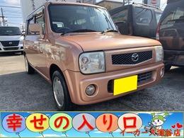 マツダ スピアーノ 660 G ユーザー買取車 スペアKEY 社外13インチAW