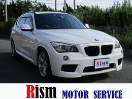 BMW X1 sドライブ 18i Mスポーツパッケージ バックカメラ/TV/ETC