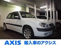 シトロエン サクソ の中古車 VTS 石川県金沢市 155.0万円